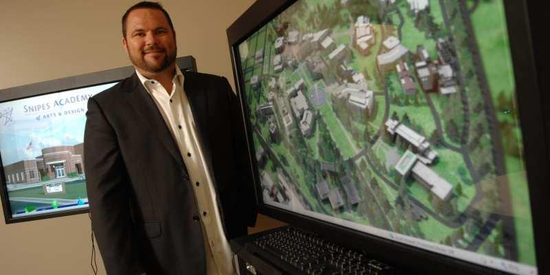 Dan McCarty, QA Graphics, EEED, energy dashboard