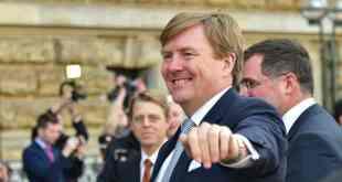 وظيفة ملك هولندا السرية