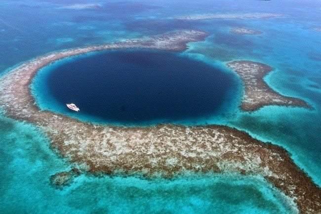 تعرف على أخطر المناطق المائية في العالم