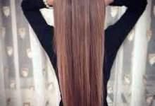 نصائح ووصفات طبيعية تساعد على إطالة الشعر