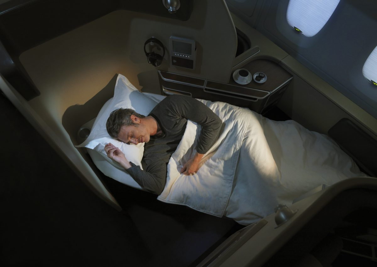 Qantas first class seats will remain mostly the same, just with improved cushioning and better IFE.