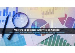 How do I make the most out of a MS in Business Analytics?