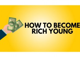 How can I become rich and successful?