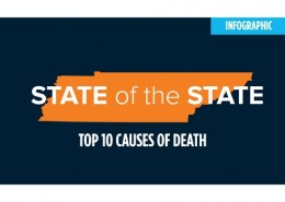 WHO top 10 causes of death?