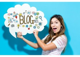 What are the advantage of having a blog?
