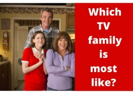 • Which TV family is most like your own?