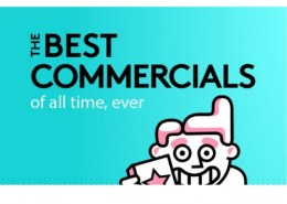 What differences can you notice between commercials from 10 or 15 years ago and commercials today?