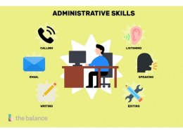 Why do you want admin job?