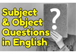 What are object? Give examples.