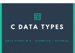 State the number of bytes occupied by char and int data types.