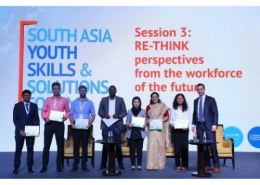 Where did South Asia Air Quality Tech Camp organised?