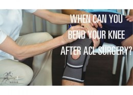 Can I fully give my 100% after acl surgery?