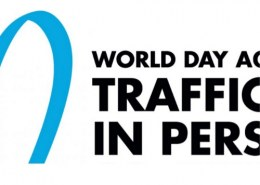 When did World Day Against Trafficking in Persons celebrate?