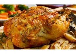 HOW TO MAKE ROASTED CHICKEN?