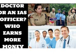 Which job is best IAS or doctor?
