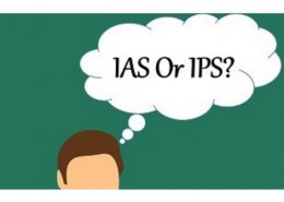 Can IAS give order to IPS?