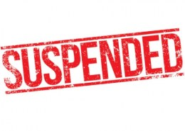 Who can suspend SP?