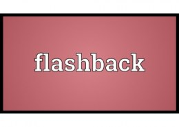 what is the opposite of flashback