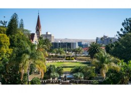 What is the capital of Namibia?
