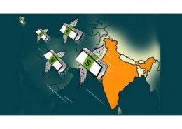 Who started FDI in India?
