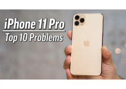 Does the iPhone 11 have issues?