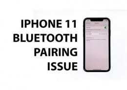 How do you fix Bluetooth on iPhone?