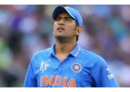 Is Dhoni dropped from BCCI?