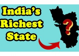 Who is the richest state in India?