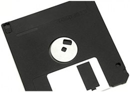 What is a floppy disk used for?