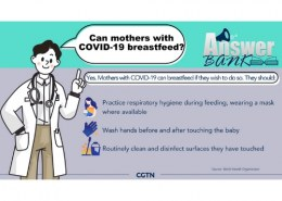 Can you breastfeed if you have COVID-19?