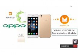 Can the Oppo A37 software update to Marshmallow?