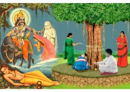 Why worshipping the banyan tree is considered sacred In Vat Savitri Vrat?