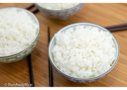 Is rice a dish?