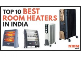 Name some of the best Room Heaters and Radiators in India?
