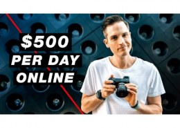 How can I make $500 a day?