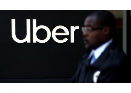 Who were the first investors in Uber?
