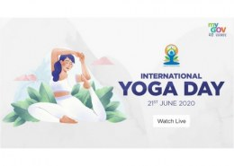 How is Yoga Day 2020 different?
