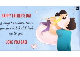 If you are quarantining away from your father, then how to wish him Father's Day?