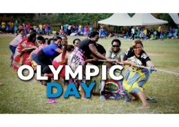 What is olympic Day?