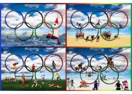 Why do we celebrate the Olympic Games?