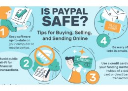 Is it safer to use PayPal online?