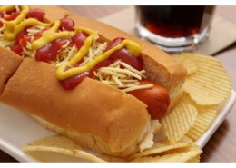 What happens if you eat too much hot dogs?