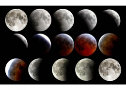 Why the lunar Eclipse on July 5 was partial?