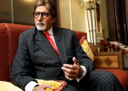 Why is bollywood superstar Amitabh Bachchan hospitalized?