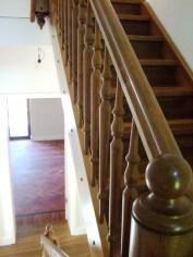 Eichen Treppen Rekonstruktion