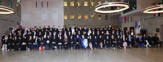111 incoming students inducted 2 [qatarisbooming.com].jpg