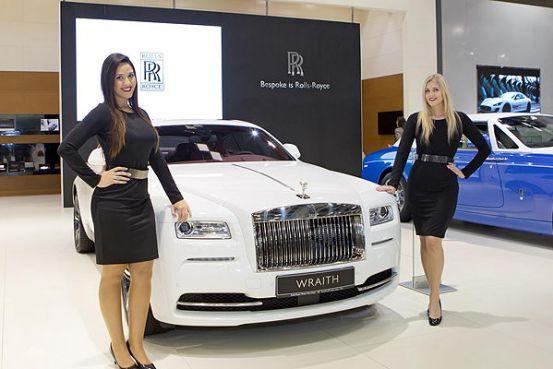 Rolls Royce Motor Cars Reveals Importance Of Qatar Market
