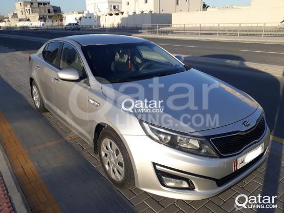 Kia Optima 2014 New Road Permit Qatar Living