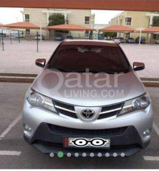 Toyota Rav4 Mid Option 4wd Accident Free Low Mile Qatar Living