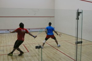 Doha & Qatar Asian Squash Tournament kicks off